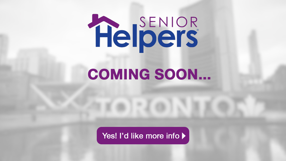 Senior Home Care Services in Toronto provided by Senior Helpers Canada